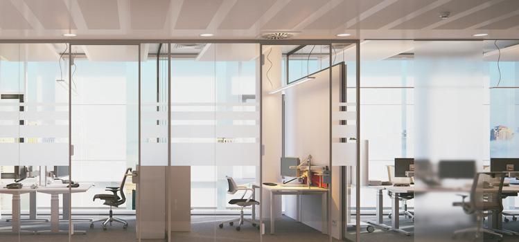 Pellicole oscuranti e decorative per vetri look grafica - Vetri colorati per finestre ...