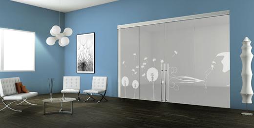 Look grafica - Oscurare vetro porta ...